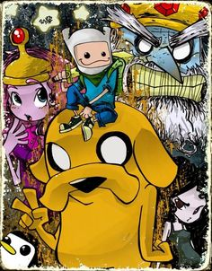 Adventure Time art by Kraola Comic Art, Comic Books, Land Of Ooo, American Cartoons, Finn The Human, Jake The Dogs, Adventure Time Art, Cartoon Shows, Marceline