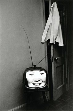 From Lee Friedlander, The Little Screens, 1961-1970