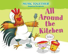 Here's a book I found on Bookboard: All Around the Kitchen
