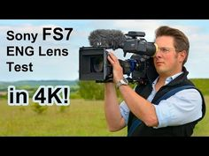 FS7 ENG lens test footage - Martin Down, Salisbury in 4K - YouTube