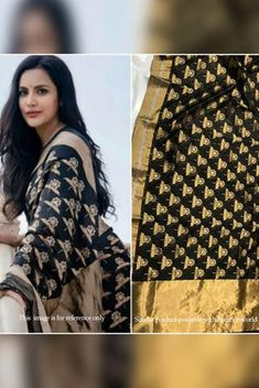 Details From our exclusive collection, we are offering you the Chanderi saree, which is a...