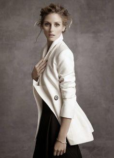 Olivia Palemo for Harper's Bazaar.