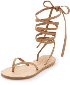 8b3f8b8329c Cornetti Elia Wrap Sandals Wrap Shoes