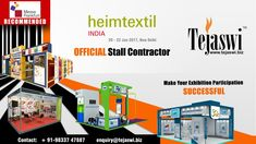 #HeimtextilIndia #officialexhibitionboothcontractor #heimtextil #bedsheet #hometextile #Bedlinen #Bedroomproducts #Quilts  #throws #Blankets #pillows #Bedfillings #Cushioncovers #Bathlinen #towels #Terrygoods  #terrytowelling #Shower curtains #Bathmats #carpets #Bathroomaccessories #Tablelinen #Table coverings #Tabledecorations #Nontextiletablecloth #Kitchenlinen #Kitchenwear #Window decorations #Furnishingfabrics #Curtains #Curtainsaccessories #Window blinds #SunProtection #Furnishingfabric…