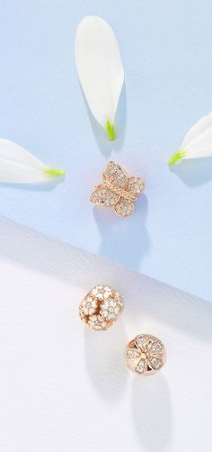 PANDORA Rose jewellery ads the perfect finish to your spring-inspired look.