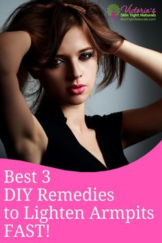 How To Lighten Armpits Fast! - Best 3 DIY Remedies that Whiten Your Underarms. Totally embarrassed with dark armpits? The best solution is here! Lighten Armpits, Dark Armpits, Banana Face Mask, Face Mapping, Sagging Skin, Dark Lips, Models, Oily Skin, Glowing Skin