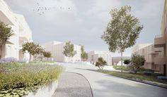 lilin architekten sia gmbh - Wohnüberbauung / Gestaltungsplan Heinrüti
