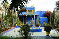 Image result for jardin majorelle