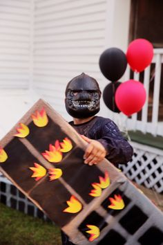Godzilla birthday - smashing the buildings. Godzilla Party, Godzilla Birthday Party, Monster Party, Party Time, Birthday Parties, Kid Stuff, Buildings, Kids, Crafts