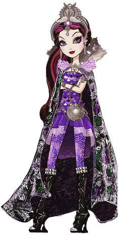 All about Monster High: Ever After High