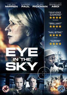 April 2018 | Gavin Hood | Eye in the Sky | 2015 UK /Sydafrika | Helen Mirren