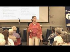 Teepa Snow series of lectures about dementia. A very informative series about how to improve your interactions with a lived one or friend with dementia. Highly recommended video series!