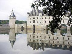 Chateau de Chenonceau. must go to France asap