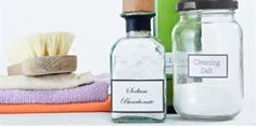 Top 5 DIY Cleaning Ingredients