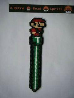 Mario bookmark