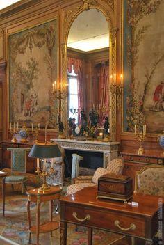 Musée Nissim de Camondo  63, rue de Monceau  75008 Paris