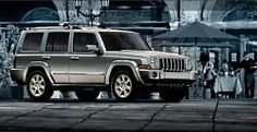 Good article on the Jeep Commander