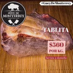 """¡Sábado de carnaval! """"Enfiéstate"""" con un kilo de nuestra tablita. #GueyDeMonterrey expertos en carne 👌🏻🐃🔥http://bit.ly/2mtq8Uv"""