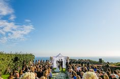 Wedding Planning + Design: Mele Amore Events - http://www.stylemepretty.com/portfolio/mele-amore-events Wedding Gown: Matthew Christopher - www.matthewchristopher.com/en/ Photography: Lin And Jirsa Photography - http://www.stylemepretty.com/portfolio/lin-and-jirsa-photography   Read More on SMP: http://www.stylemepretty.com/california-weddings/2014/12/05/jen-bunneys-elegant-la-wedding/