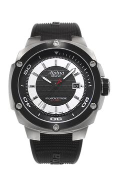 This stunning Alpina watch with model number AL-525LBS5AE6 is from the Avalanche Extreme collection. The appearance is brilliantly designed for Gents.