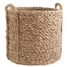 These seagrass baskets from Wisteria rock. Very hip and current. A total steal for only $59.00!!! On back order until 10/15/11. :-(