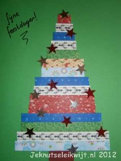 Kerstknutsel kerstboom 3