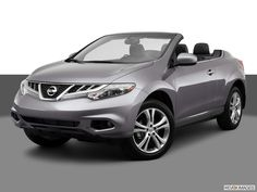 The Nissan Murano CrossCabriolet. It's a convertible SUV. I need this.