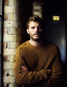 Jamie Dornan by Jeff Hahn