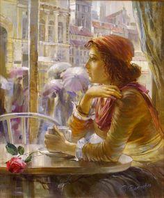 Tutt'Art@ | Pittura * Scultura * Poesia * Musica |: Rimma Vugova/ Римма Вьюгова, 1962