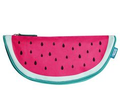 """#PENCIL CASE #WATERMELON - I love kikki.k's entire watermelon collection. It's such a """"refreshing"""" way to Plan ;) But this is by far one of my #favorite items on their site!"""