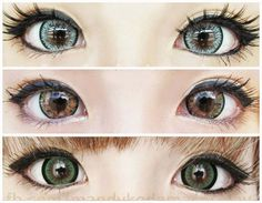 With the thoughtful use of lenses you can make a style statement- a class of your own. Browse through the different colors of contact lenses or read circle lens reviews if you are stuck at making a choice. buy here: http://www.uniqso.com/