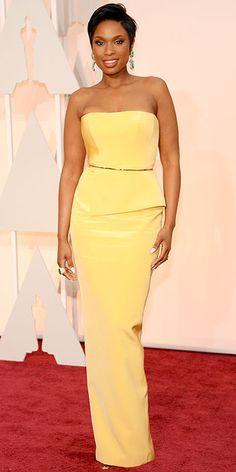 Academy Awards 2015: Arrivals : Jennifer Hudson