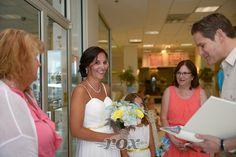 Pre beach wedding ceremony rehearsal at the Grand Hotel in Ocean City with  OC MD wedding officiant Minister Sean Rox:  https://www.roxbeachweddings.com/