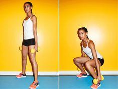 3 шикарных упражнения, которые помогут вам достичь совершенства. Распечатать, повесить на стенку и выполнять каждый день 👌
