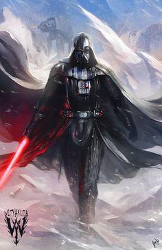 Sage Master. Lore Keeper. Vader Star Wars - (V by Wizyakuza | Ceasar Ian Muyuela) * (From Anime Series)