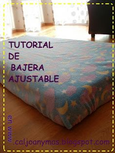 TUTORIAL DE BAJERA AJUSTABLE