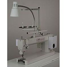 Baby Lock Crown Jewel Long Arm Quilting Machine And Pearl