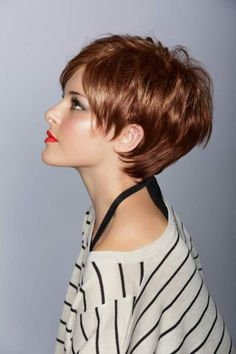 sweet teen pixie haircut