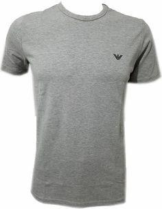 Emporio Armani Men T-Shirt, Small Eagle Logo Slim Fit  #ck #boxers #menshoes #xmass #summersale #2018 #sports #mensfashion #skinny #newyear