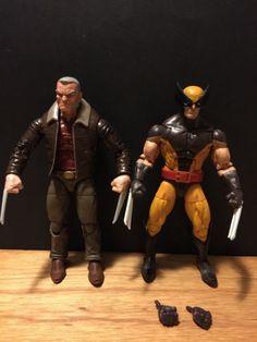 "Marvel Legends WOLVERINE 6"" Action Figure Juggernaut BAF-Old Man Logan: $20.00 End Date: Wednesday May-16-2018 20:44:58 PDT Buy It Now for…"