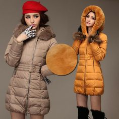 2013 Winter Women's Slim Long Design Down Wadded Silk Cotton Jacket Rex Rabbit Hair with a Hood without Sleeve Fur Free Shipping