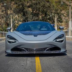 McLaren with 1016 Industries Carbon Forged Kit by RDBLA. Check out for more information . Mustang Tuning, Nardo Grey, Forged Wheels, Motors, Kit, Cars, Vehicles, Check, Autos