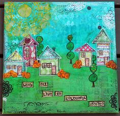 Kat's Stampin and Scrap Pad: Summer Creations - and a few other little things