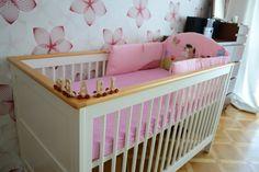 meble vox magnolia łóżeczko