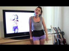 Cher Lloyd - Want U Back ft. Astro (Rochelle Diamante Cover)