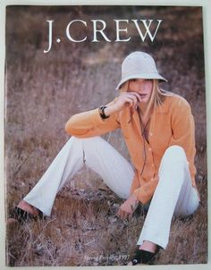 90s J.Crew Catalogs Are A Normcore Dream | Into The Gloss