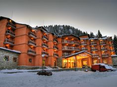 Pamporovo Hotel Extreme Bulgaria, Europe Stop at Hotel Extreme to discover the wonders of Pamporovo. Featuring a complete list of amenities, guests will find their stay at the property a comfortable one. 24-hour room service, facilities for disabled guests, luggage storage, Wi-Fi in public areas, car park are there for guest's enjoyment. Guestrooms are designed to provide an optimal level of comfort with welcoming decor and some offering convenient amenities like television LC...