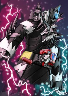 Kamen Rider Build Hazard Sparkling by Skaphel on DeviantArt Kamen Rider Ex Aid, Kamen Rider Decade, Kamen Rider Zi O, Kamen Rider Series, Hazard Wallpapers, Hero Time, Custom Gundam, Manga Artist, Dark Fantasy Art