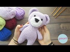 Though not an English tutorial, this written pattern will be helpful when I want to create a shapely face. The numbers – BuzzTMZ Teddy Bear Toys, Scrapbook Journal, Pet Toys, Dinosaur Stuffed Animal, Barbie, Diy, Blog, Animals, Youtube
