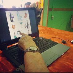 """Centres en Directe: """"Treiem suc a les noves tecnolgies per estimular las activitats de la vida diària"""" Equip BSP Asistencia #TerapiaOcupacional Marina"""